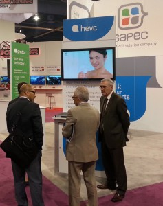 hevc stand