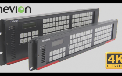 NEVION ADDS 4K SUPPORT TO THE SUBLIME X2